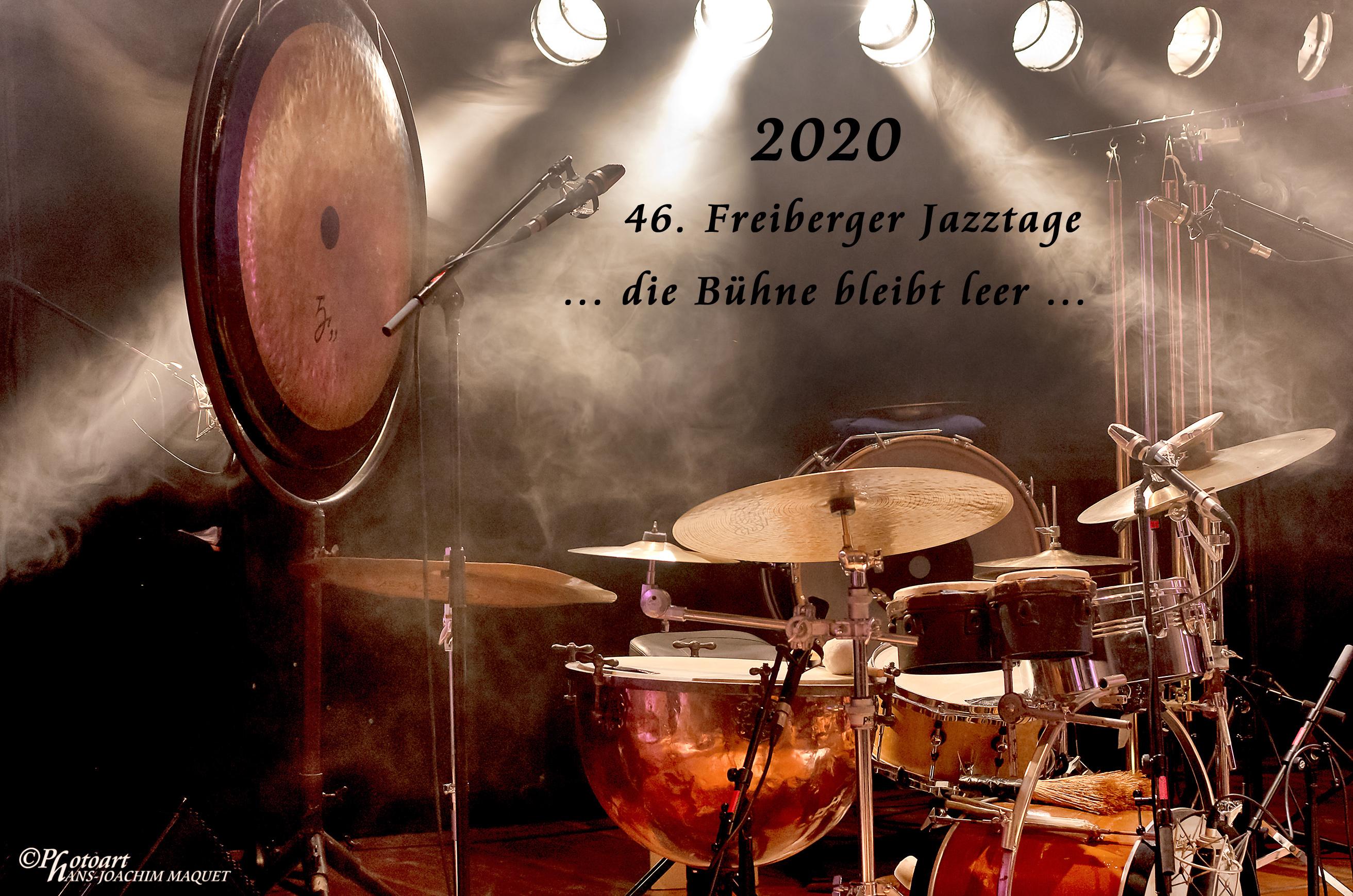 46. Freiberger Jazztage - Copyright@H.J.Maquet