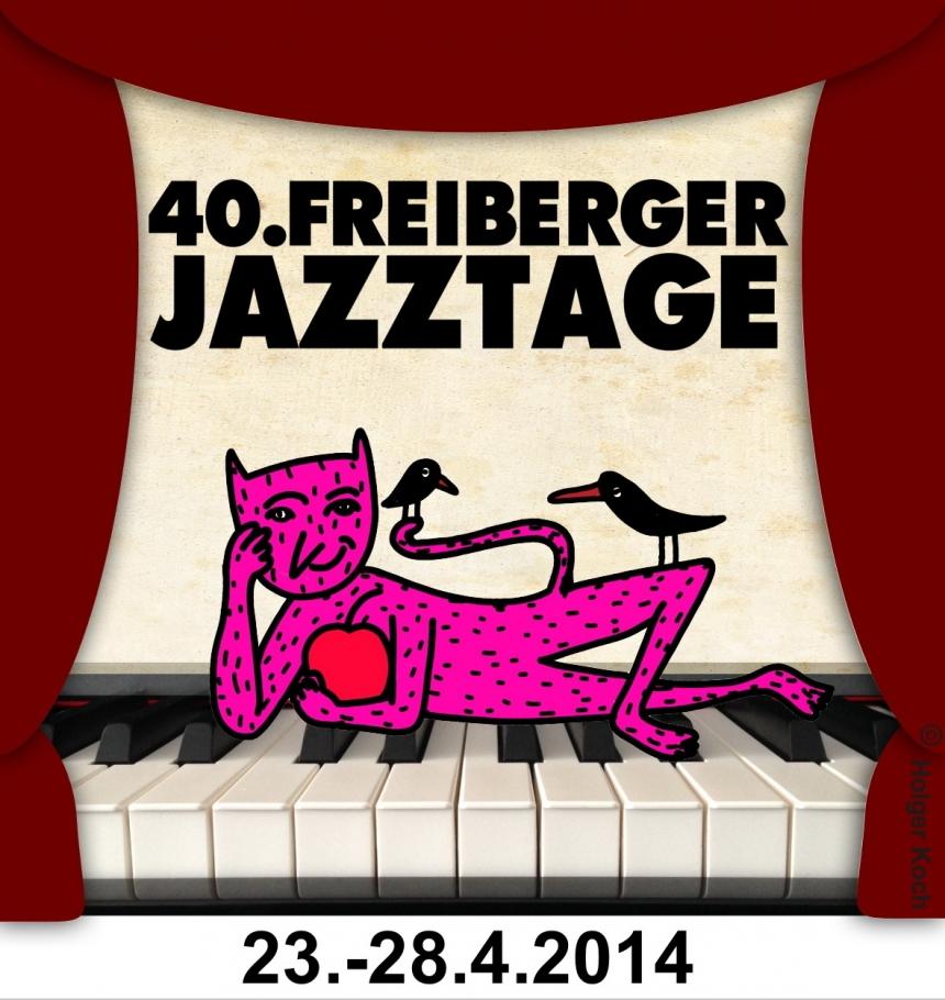 Link zu den Jazztagen 2014