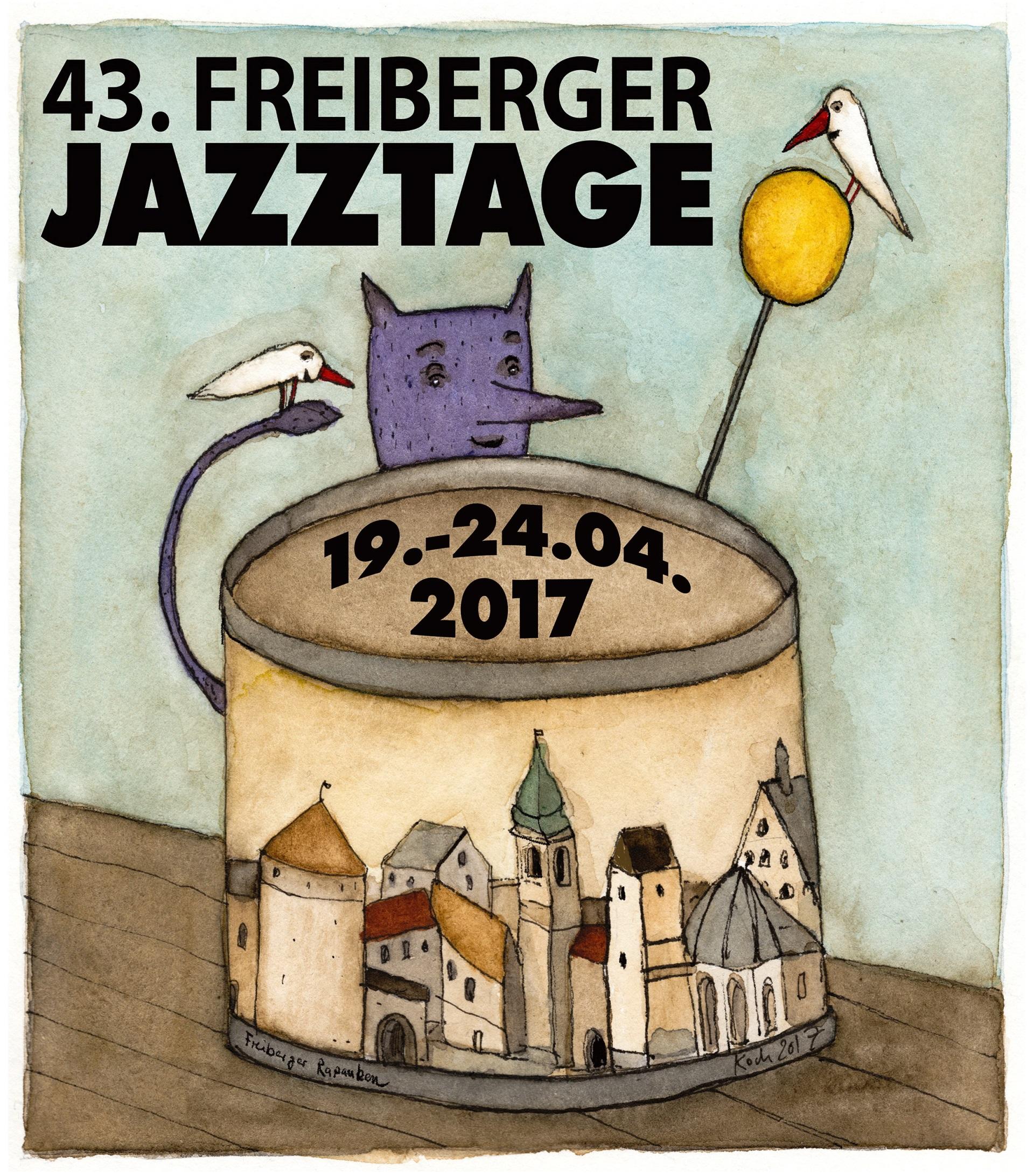 Link zu den Jazztagen 2017